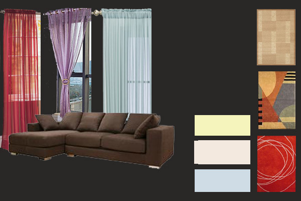 What Colors Look Good With Dark Brown Furniture - Furniture Ideas